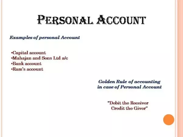 3 golden rules of accountancy Three golden rules of accounting - real a/c - debit what comes in, credit what goes out personal a/c - debit the receiver, credit the giver 3 nominal a/c.