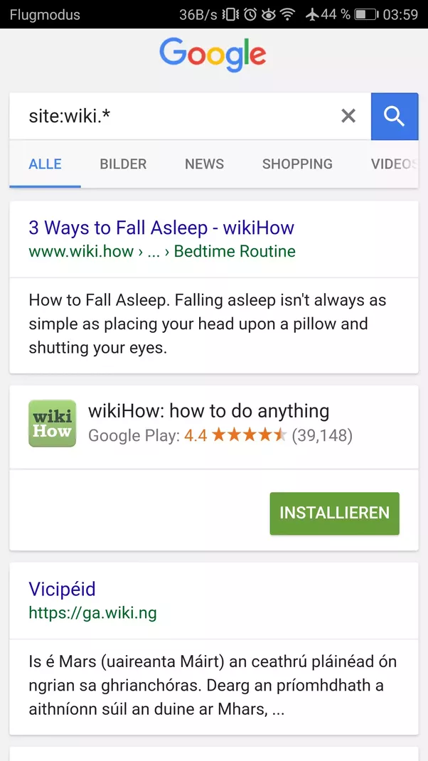 how to find word in google