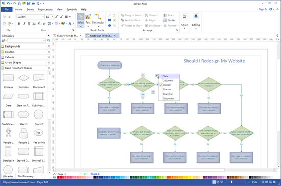 What\'s the best tool around for creating flowcharts? - Quora