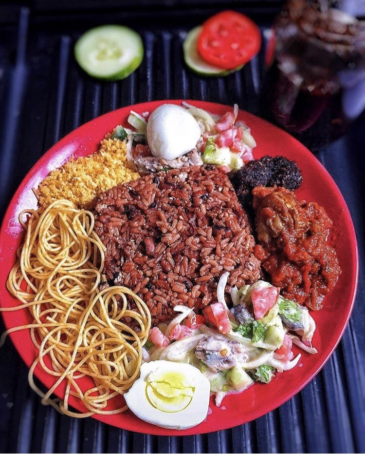What Is The National Dish Of Ghana Quora