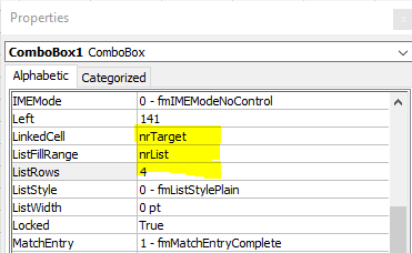 In MS Excel, how do I automatically change a value in a cell (F6