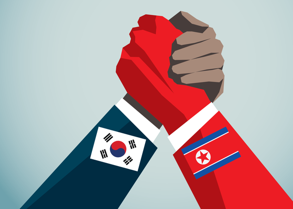 Image result for north/south korea