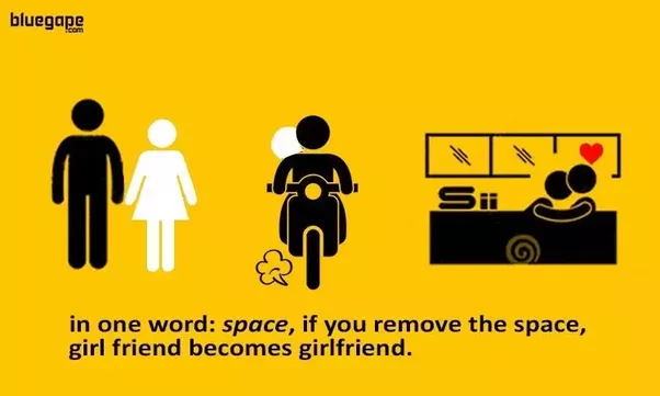difference between dating and girlfriend boyfriend kissing