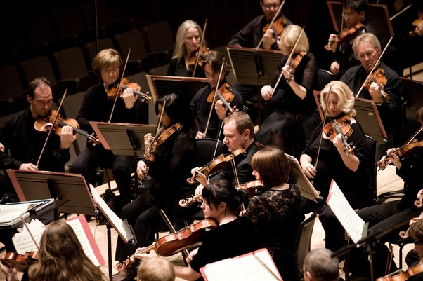 Black orchestra concert dress code