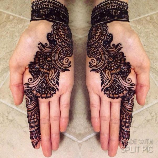 What Are The Latest Mehndi Design For Eid Ramadan Quora