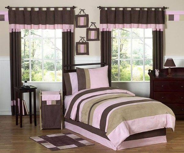 what are pink and brown bedroom ideas quora 16678 | main qimg 8215968aa38041efb3f5d7863bca0dd0 c