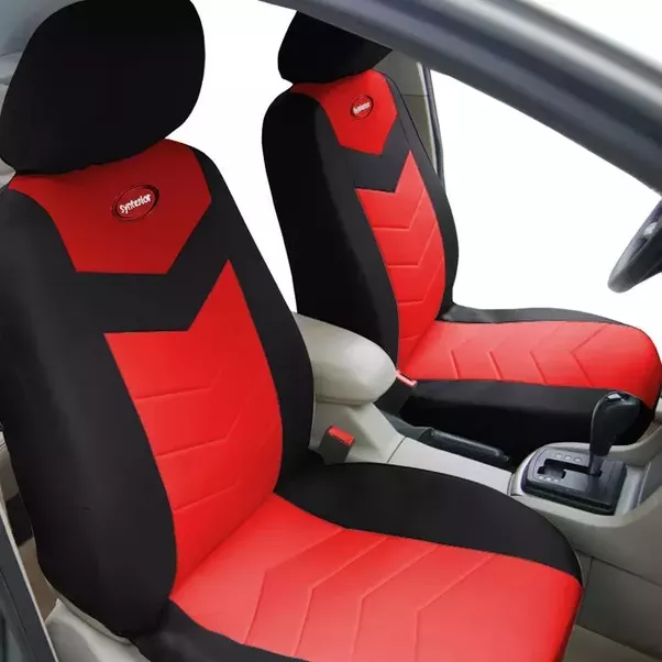 7 Sporty Leather Seat Covers