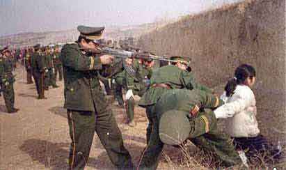 Image result for chinese execution photos