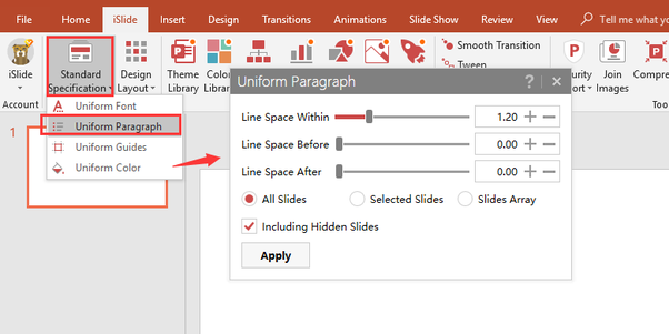 how to change the powerpoint language on all slides at once quora
