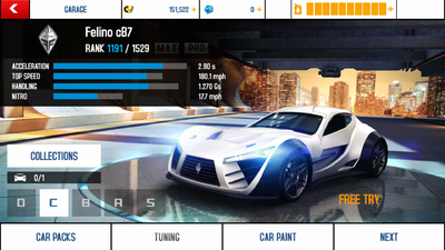 what are some good cars in asphalt 8 quora. Black Bedroom Furniture Sets. Home Design Ideas