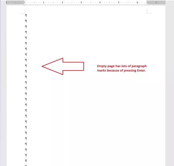 What Is A Shortcut To Delete The Last Page In Microsoft Word I Have