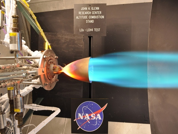 Are there benefits to methalox rocket engines besides being able to