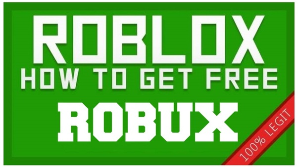 How to get free robux without any apps