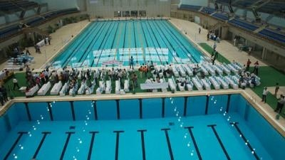 Which is the best swimming pool in new delhi quora for How much is an olympic swimming pool