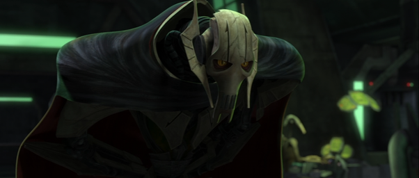 Why Is General Grievous Counted As A Star Wars Villain When He Is A Star Wars Hero Quora