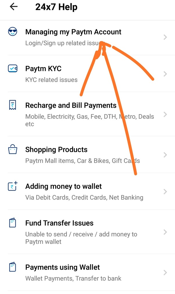 How to deactivate a Paytm account - Quora
