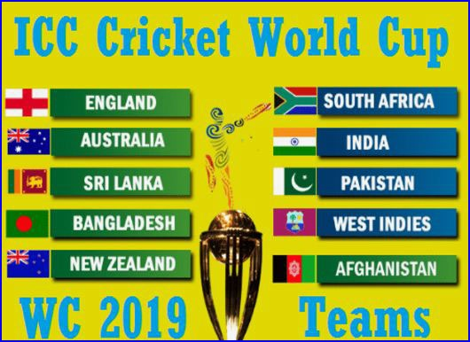 Why Does The Cricket World Cup 2019 Have Only Ten Teams Quora