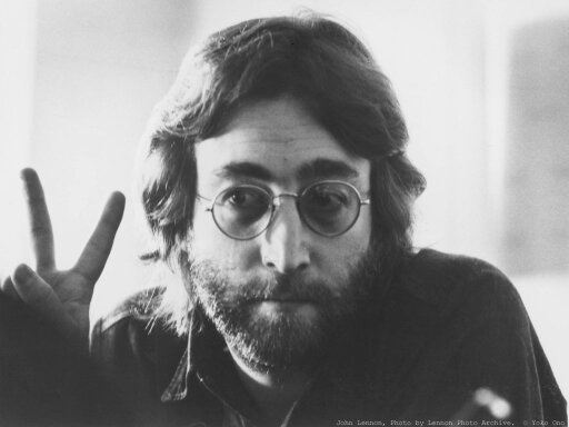 John Lennon Was A Part Of The Super Famous Beatles And It Could Also Be Said That He Band Leader As Paul Started Elder