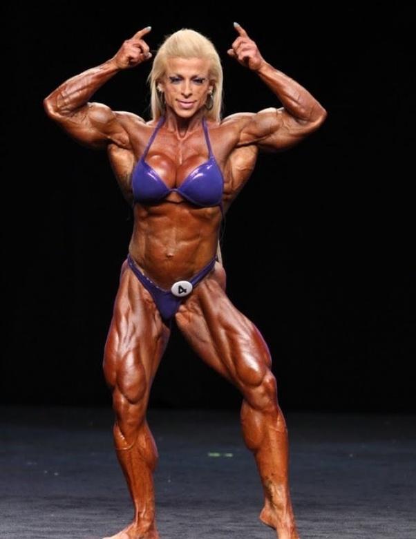Muscle female