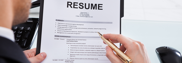 Where can I find professional resume writers in Delhi? - Quora