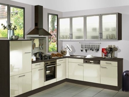 What are the diffarent types of Modular Kitchen Design Models? - Quora
