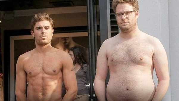 Topless fat man — pic 5
