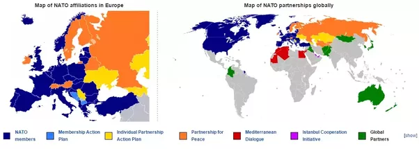 Should india join nato so as to be immune from threats from pakistan later on after reunification of germany brings more than 12 members in nato collapse of berlin wall was great turning point for nato members and it gumiabroncs Choice Image