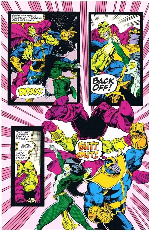 Why did Thanos love Gamora and hate Nebula? - Quora