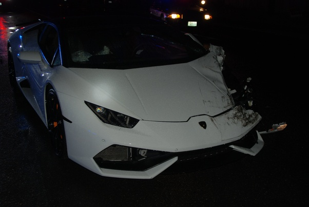 What Happens When You Rent A Lamborghini For One Day And You Damage