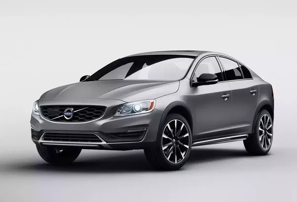 Volvo S60 Cross Country 38 9 Lakh