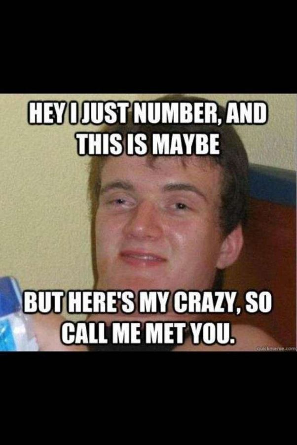 main qimg 829fcf654112ca16add2dc39c5351949 c what are the best 'call me maybe' meme image variations? quora