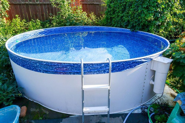How Deep Are Above Ground Pools Quora