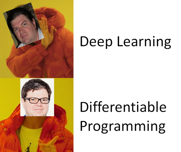 Differentiable programming