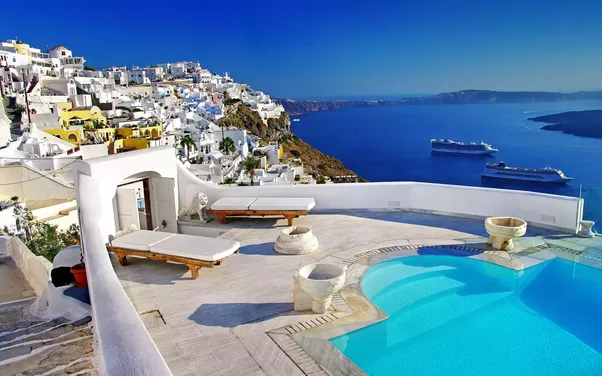 Along With Crete Santorini Is The Best Island In Greece Winter And Shoulder Seasons When It Still Has Plenty To Do