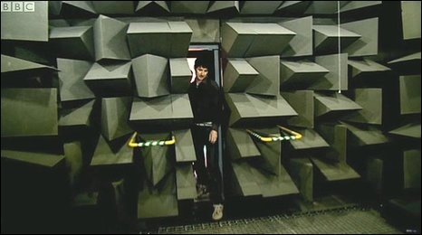 Are there any anechoic chambers that are open to the public