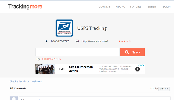 Can you track a USPS international package? - Quora