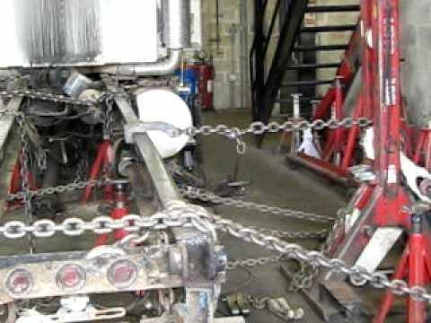 How to bend a bent car frame back into place - Quora