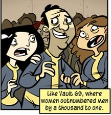 What Is Your List Of The Ten Scariest Fallout Vaults Quora