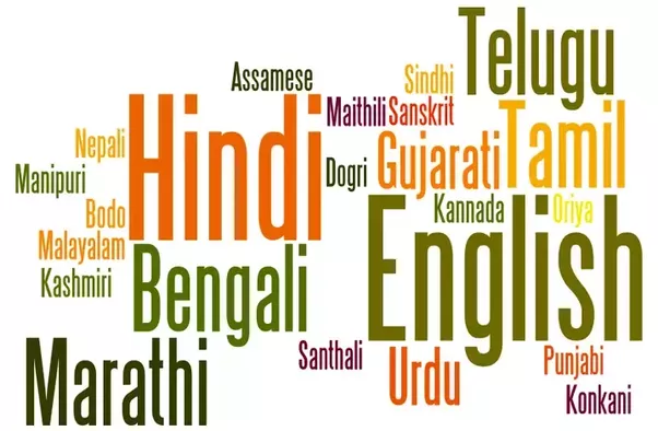 How Many Official Languages Are There In India Quora - What languages are there