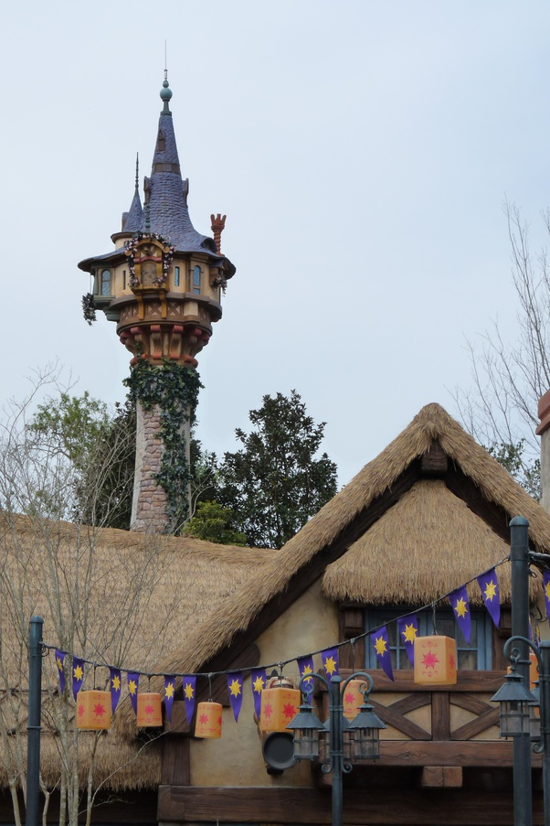 Can Kids Go Inside The Rapunzel Tower At Disney World Quora