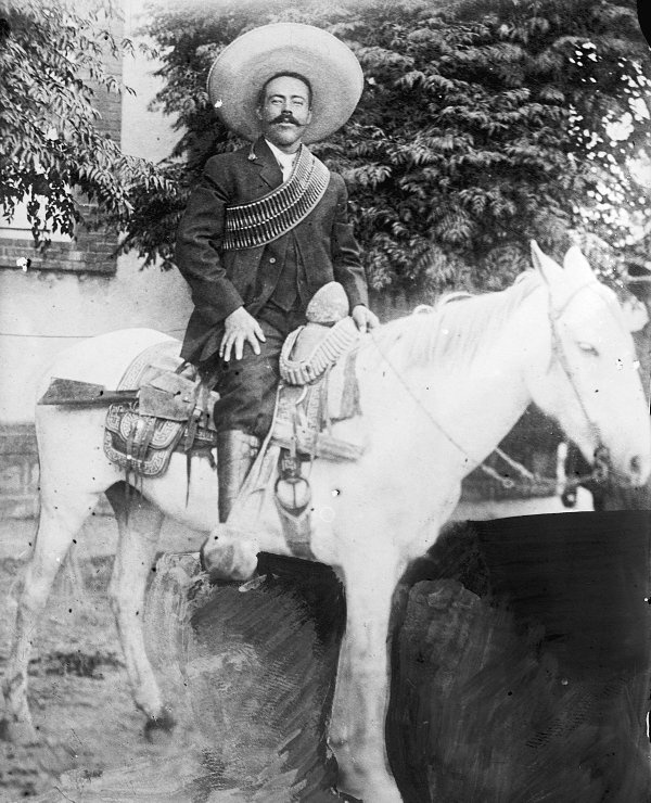 Did Mexican Bandits In The Old West Really Wear Belts Of Bullets