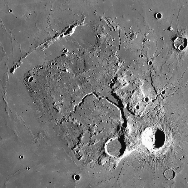 surface dating crater