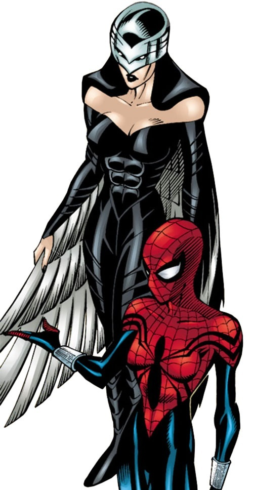 She is a legacy character as she draws from two very early Spider-Man characters u2013 Adrian Toomes and u201cBlackieu201d Drago. However sheu0027s a good guy ...  sc 1 st  Quora & Why does Marvel have so many identical Birdman-type characters like ...