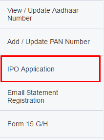 How to do a ipo