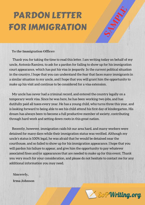 Letter Format For Immigration Officer from qph.fs.quoracdn.net