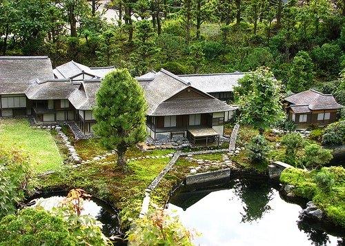 Katsura Imperial Villa at Kyoto 16th century. It\u0027s gardens are even more admired than the villa. & What are some of the most beautiful classic Japanese style houses ...