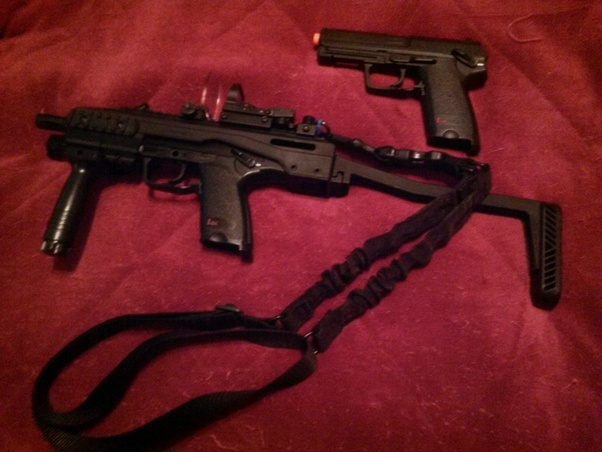 What airsoft gun should I get for under $100? - Quora