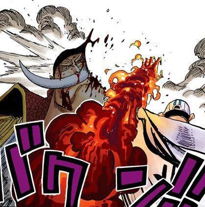 Who is stronger, Akainu or Shanks? - Quora