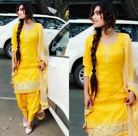 06844f9306 Apart from these there is a recent viral trend for skirt-suits and palazzo  suits. The chosen colors for this occasion include bright red, orange or  yellow ...