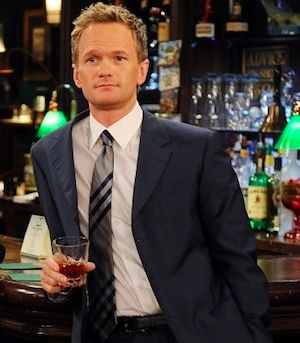 what does barney stinson do